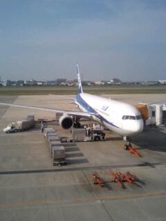 ANA583 HND→MYJ